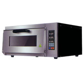 Electric Pizza Oven Single Layer Deck Computer Version - TEP-1AKW