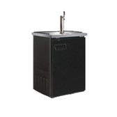 Single Door Underbar Direct Draw Dispenser 1 Barrel - UBD-1