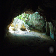 Caves Branch Inside Dry Cavern