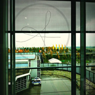 Airport View Munich Germany