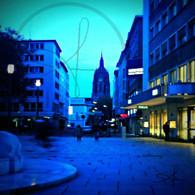 Zeil and Frankfurt Dom
