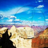 Grand Canyon Orange Route View