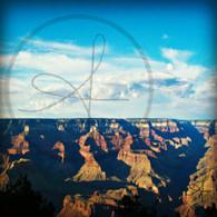Sundown in the Grand Canyon