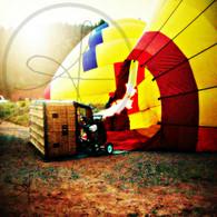 Firing Up Balloon