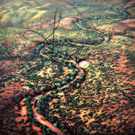 Winding Road from Balloon