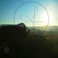 Sunrise over Sedona Valley