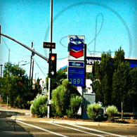 Chevron Gas Station Flagstaff
