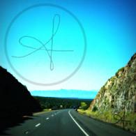 Highway 89 AZ Mountain Cut Curve