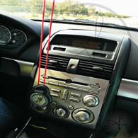 Compass in Car Arizona