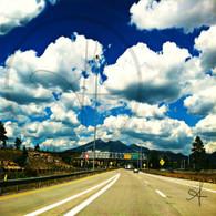 Arizona HWY 89A toward Flagstaff