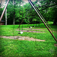 Crapo Park Swing View