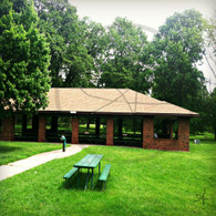 Crapo Park Large Shelter House