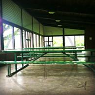 Crapo Skate House Benches