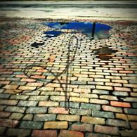 Macomb Puddle Brick Walk