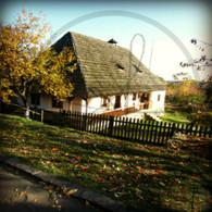 Castle Village White Cottage