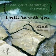 I Will Be With You 8x10