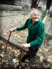 Uzhhorod Elderly Neighbor 8x10