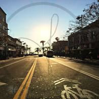 Santa Monica Broadway to Ocean Ave