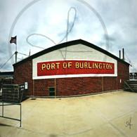 Port of Burlington Stage