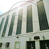 Burlington Memorial Auditorium Side