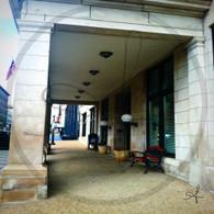 The Burlington Entrance