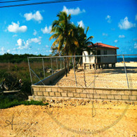 Belize House Sand Sea View