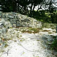 Altun Ha Small Wall