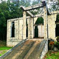 Altun Ha Old Building