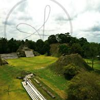 Altun Ha Top Mound View