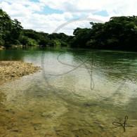 Belize River View Bermudian Landing