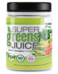 Maximum Slim Super Green Juice