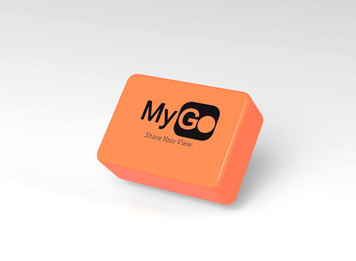 MyGo Floaty Back for GoPro®