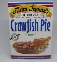 Mam Papaul's Crawfish Pie