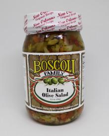 Boscoli Olive Salad 15.5oz