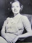 INSTANT PDF PATTERN 1930s Lace Crocheted Feminine Blouse and Jabot Vintage Knitting Crochet Pattern