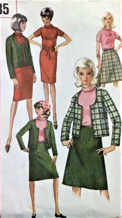 Simplicity 6085 sewing pattern