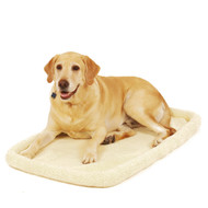 large fleece crate pad