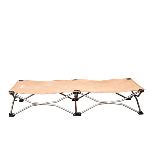 large portable dog cot