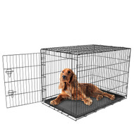 intermediate wire dog crate