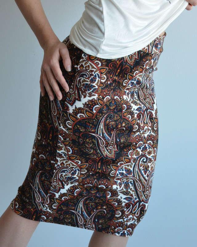 Jaipur Pencil Skirt