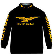 Moto Guzzi riding jersey (loaded/solid sleeve)