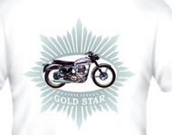 BSA Goldstar shirt (badge blend)