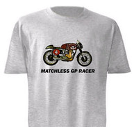 Matchless GP racer motorcycle tee