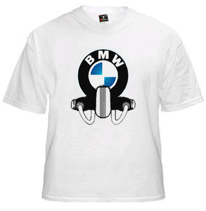 bmw motorcycle tee shirt teeshack. Black Bedroom Furniture Sets. Home Design Ideas