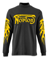 Norton motorcycle shirt