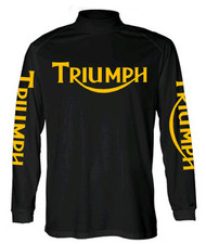 TRIUMPH nulogo L/S jersey (front/sleeves)
