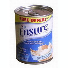 Ensure Oral Supplement, Original, Immune, 8 oz. cans