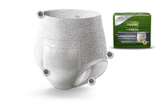 Depend for Men underwear with Fit-Flex