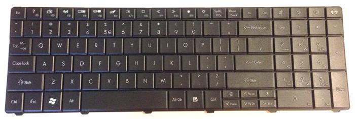 Acer NE56R31u Laptop Keyboard Key Replacement
