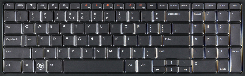 Dell Xps 17 L701x Laptop Key Replacement
